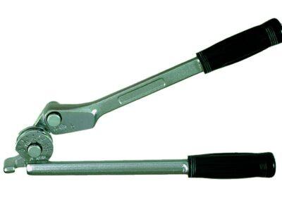 Iron bending tool